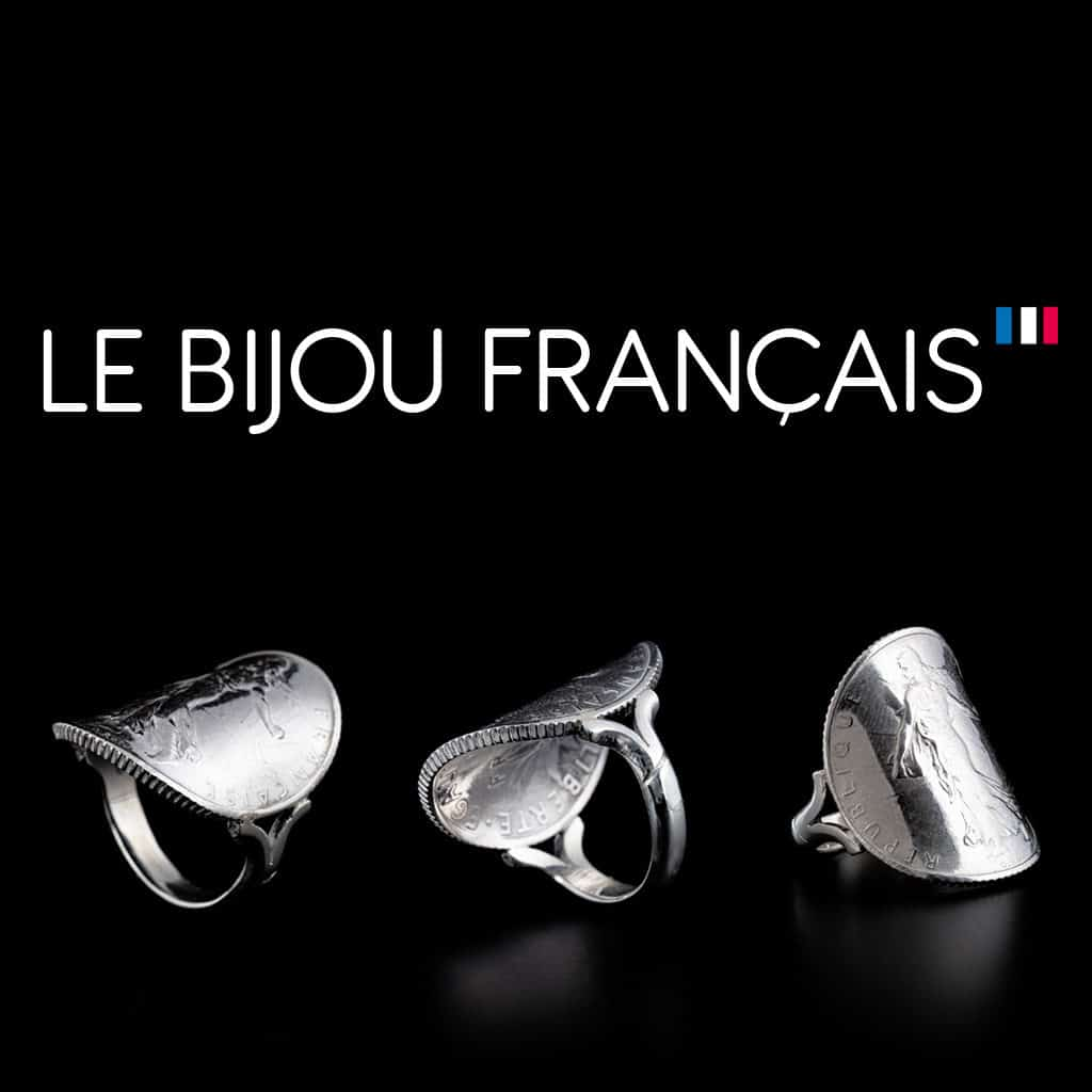 Bague en argent le bijou français Castres